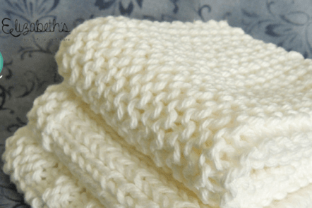 3 Easy and Free washcloth patterns for the beginners by Grace Elizabeth's