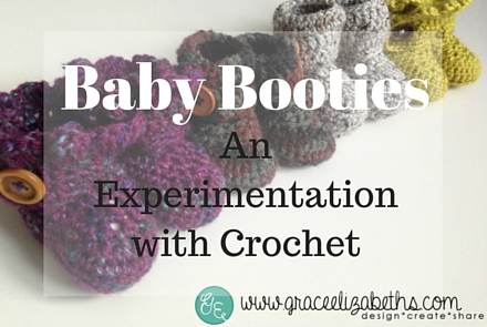 Feature Baby Booties by Grace Elizabeths