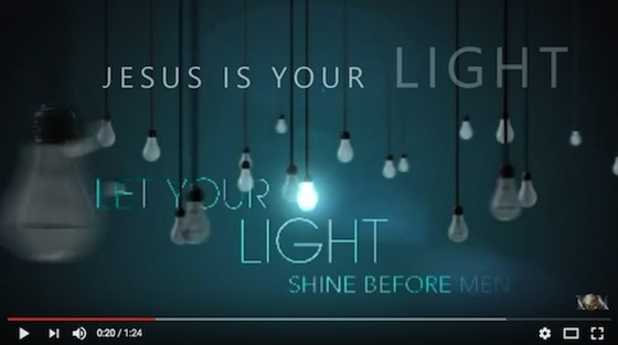 Jesus_Light_video