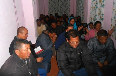 Nepal House Meeting