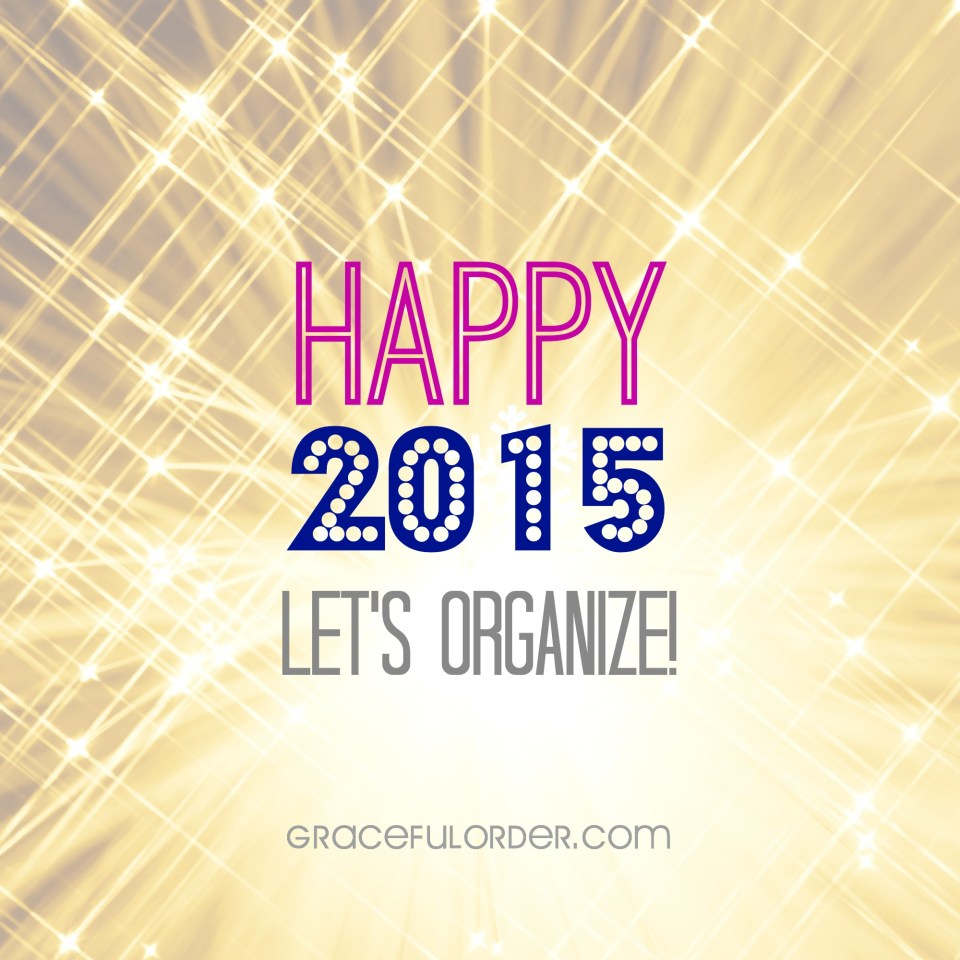 Let's Organize 2015