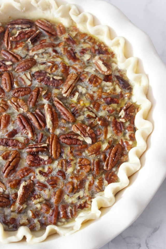 My Favorite Pecan Pie Recipe