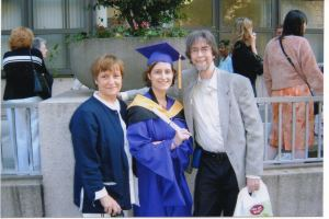 Hunter College Graduate School of Social Work -  New York City (2005)