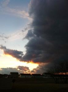 The great big sky