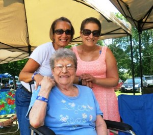 Three generations of love!