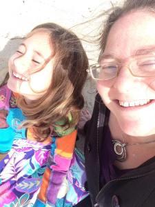 Selfie with Aunty Eryka