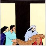 Taken from the Cross