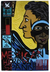 Mexican Hard on Spanish Harlem     SOLD - Private Collector. Bristol, UK
