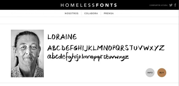 loraine-homelessfonts