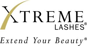 Xtreme Lashes Logo-on White