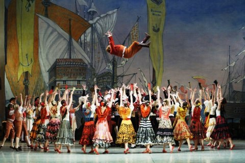 Don Quixote Mariinsky 2011 Critics round up: Mariinsky at Covent Garden, Don Quixote
