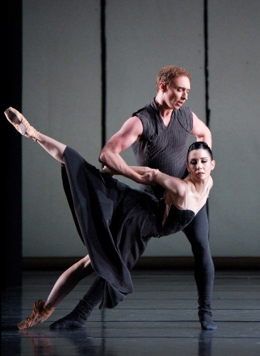Bennet Gartside and Tamara Rojo in Liam Scarlett Asphodel Meadows 365x500 Bennet Gartside answers the Gramilano Questionnaire… Dancers' Edition