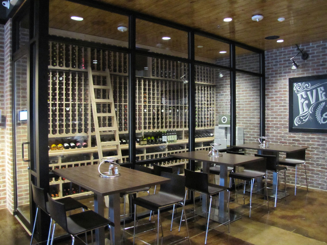 Commercial Wine Cellars