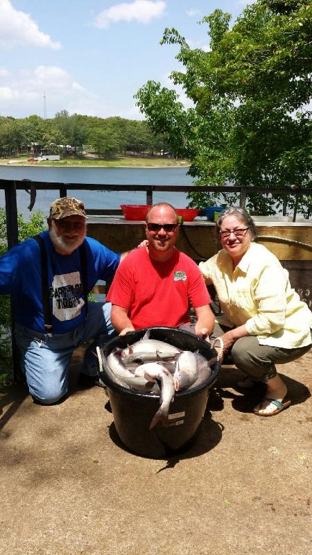 2014 fishing reports for grand lake grand lake oklahoma for Oklahoma lake fishing reports
