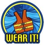 Wear Your Life Jacket at Grand Lake OK