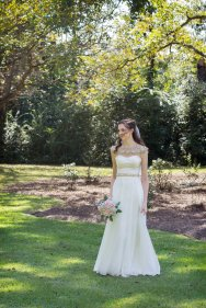 Southern Bride at The Grand Magnolia House