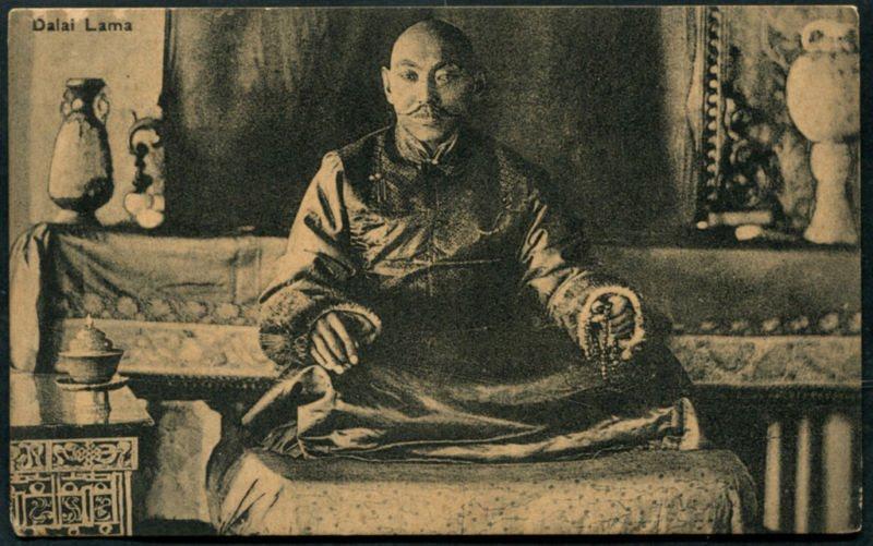 В гостях у Далай-ламы