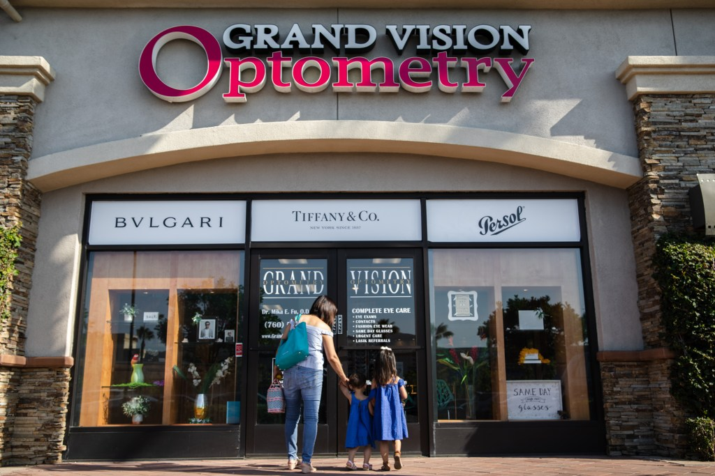 Welcome to Grand Vision