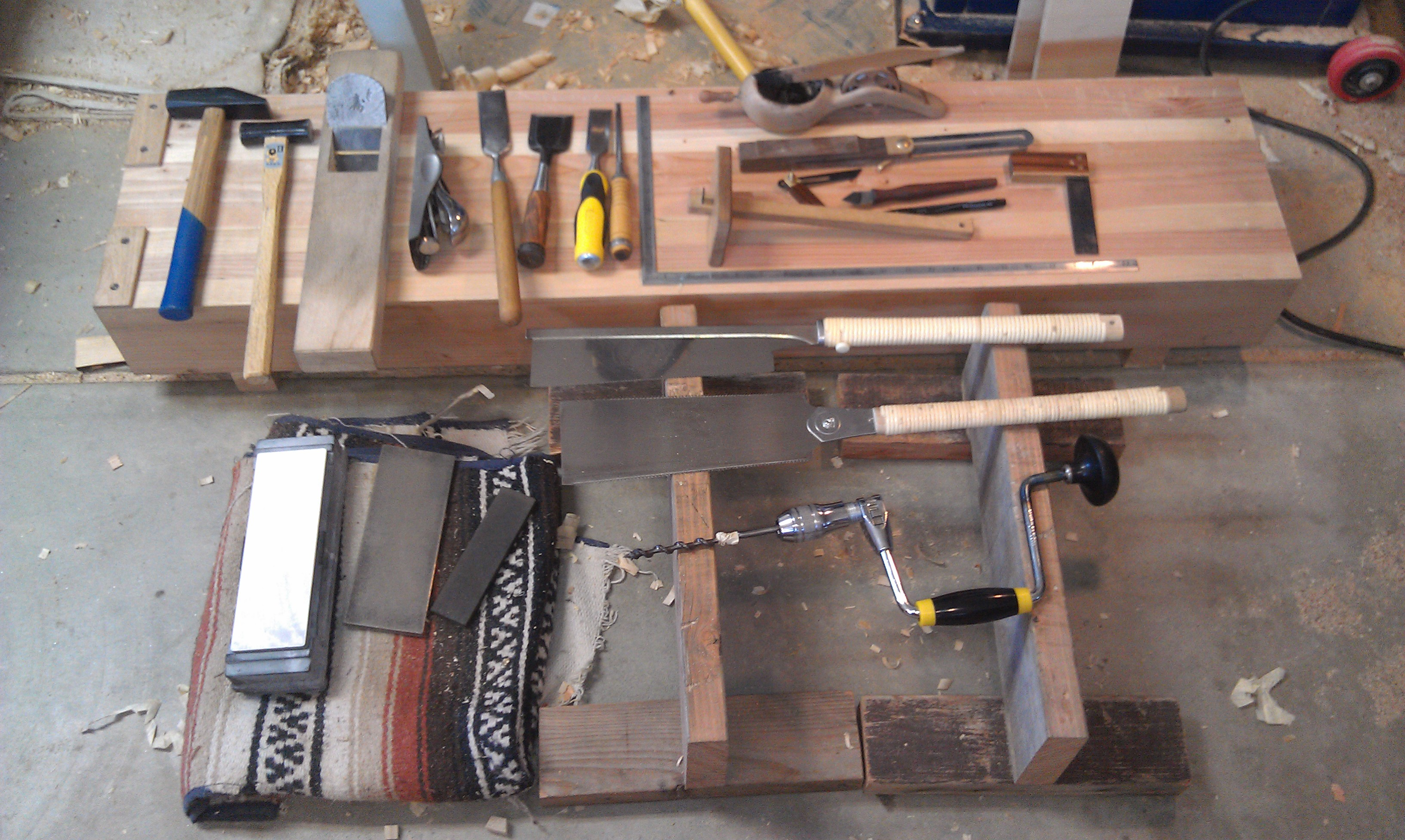 Study Japanese Carpentry in Northern Colorado | Granite ...