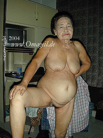 Very old asian porn