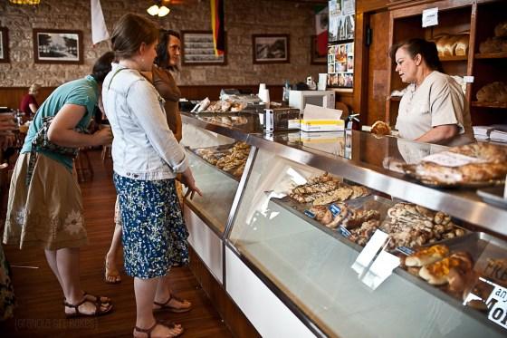 German Bakery Granola Girl Bakes