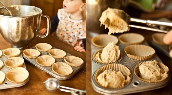Spiced Eggnog Cupcakes ::GranolaGirlBakes 23