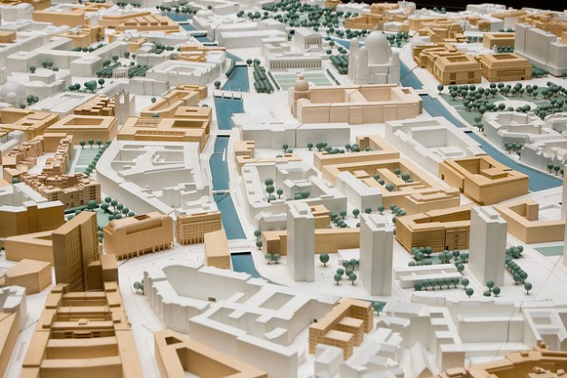 City Plan CC BY Sebastian Niedlich (Grabthar)