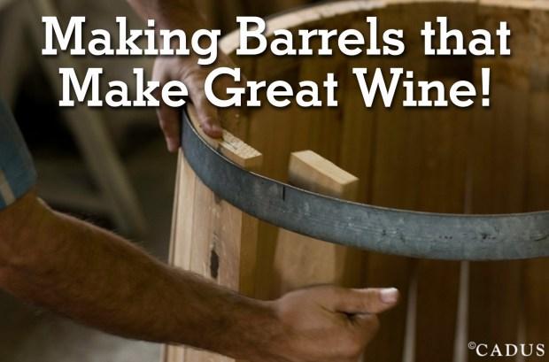 Ryan Render Wine Barrels