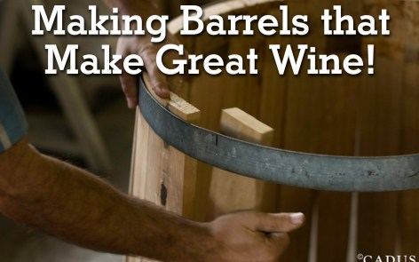 Ryan Render Wine Barrels