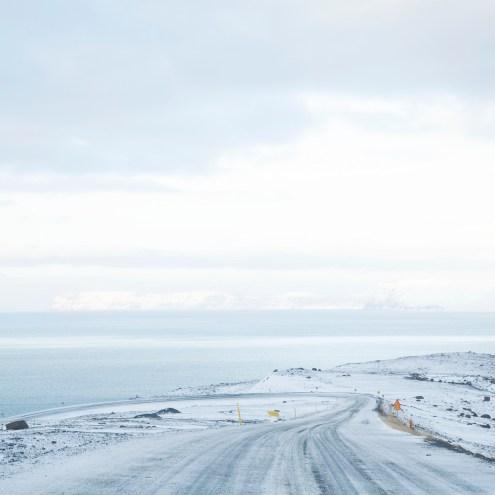 Winter Westfjords And The Art Of Zen