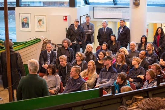 Explorers Talks at Húsavík Maritime Museum