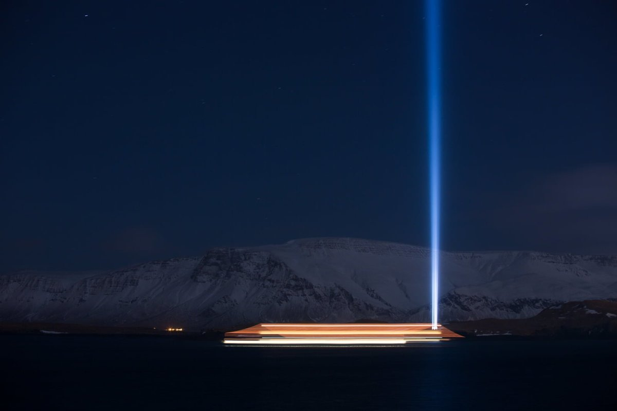 Weekly Tour: Imagine Peace Tower