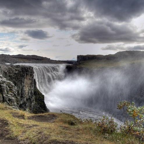 Dettifoss Waterfall Reopens