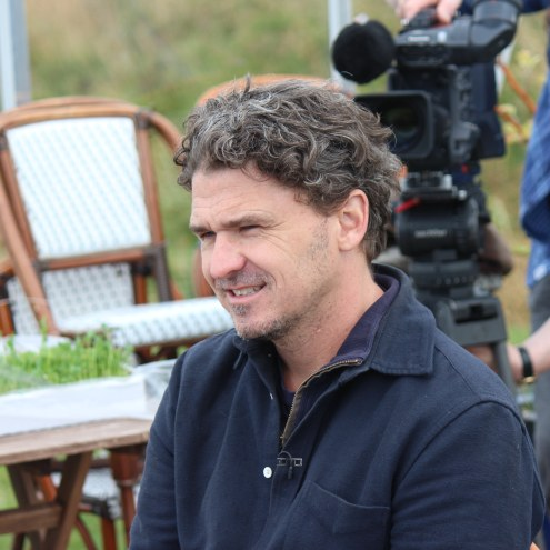 DeCoding Dave: My Lunch With Dave Eggers And Kári Stefánsson