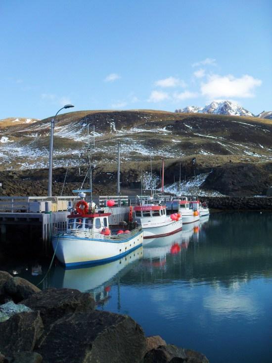 Borgafjörður eystri by Melanie Franz