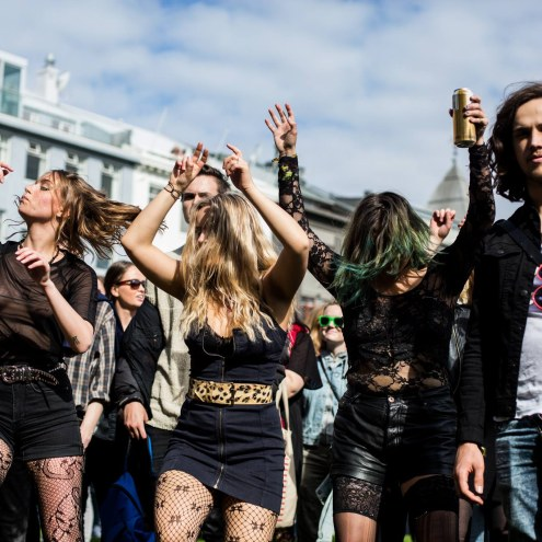 SlutWalk Aims For Record Breaking Year