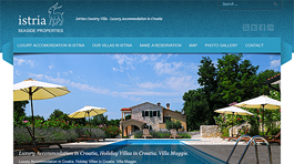 Istrian Country Villa - Luxury Accommodation in Croatia