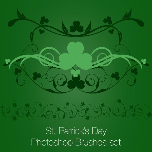 Saint Patricks Day Wallpaper Photoshop Tutorial ...