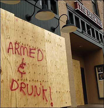 Armed & Drunk - The New Orleans Anthem - Photo Courtesy of Boston.com