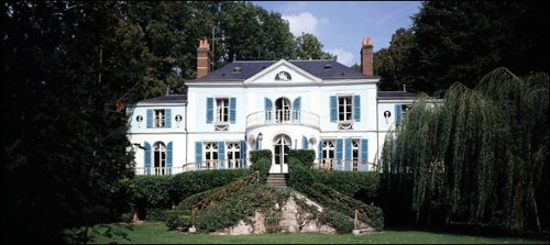 MIX MISTRESS Madeleine Castaing's house.