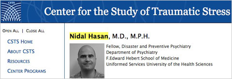 blogSpan Dr. Nidal Malik Hasan Went On a Wild Shooting Rampage in Fort Hood Photo