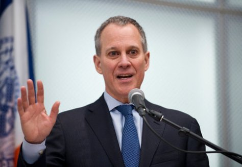 New York State Eric T. Schneiderman originally filed a lawsuit against Barclays in June.