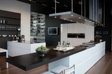 modern interior design styles high tech kitchen design