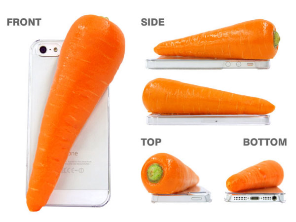 carrot-iphone-case