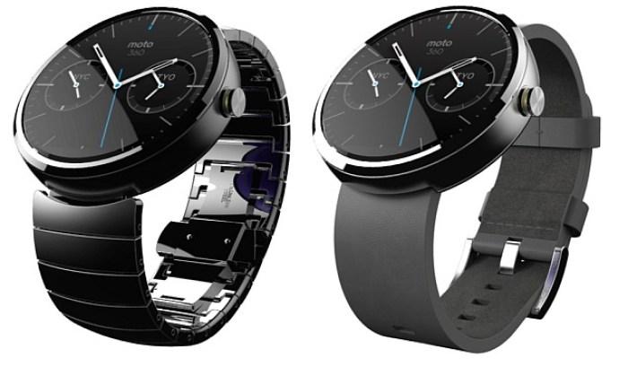 Tech Wearables: Motorola Moto 360