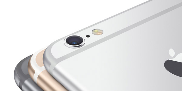 iPhone 6 and iPhone 6 Plus comes in gold, silver or space grey