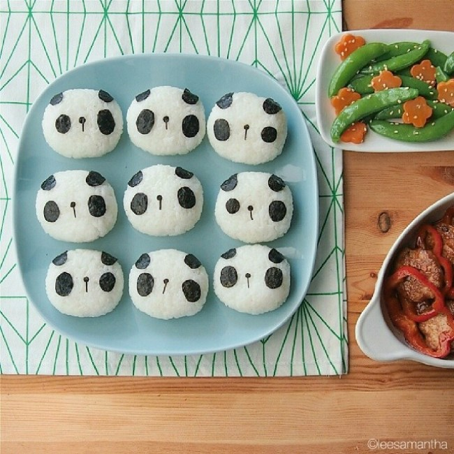 samantha lee panda