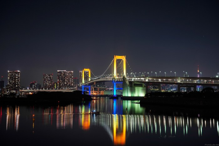 Tokyo neighbourhoods: Odaiba (photo by Luke Ma on Flickr)