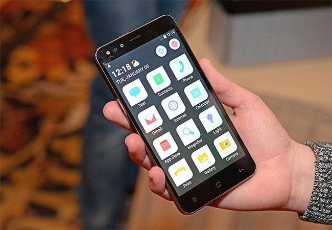 Kodak IM5 smartphone