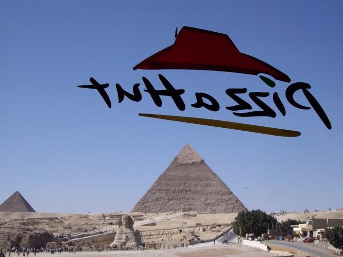 The Great Pyramids (Photo: Seb Ruiz on Flickr)